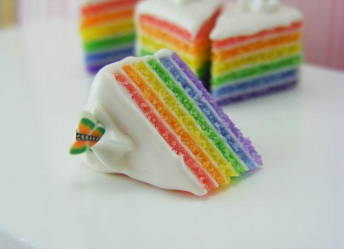 Rainbow Slice miniature
