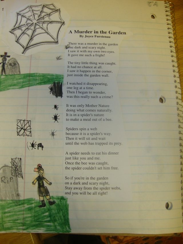 Poetry notebooks....building fluency and comprehension!