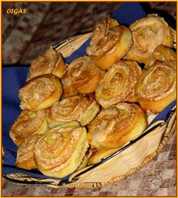 Печенье творожное с безе от OLGAS