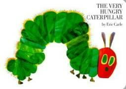 The Very Hungry Caterpillar - Carle Eric