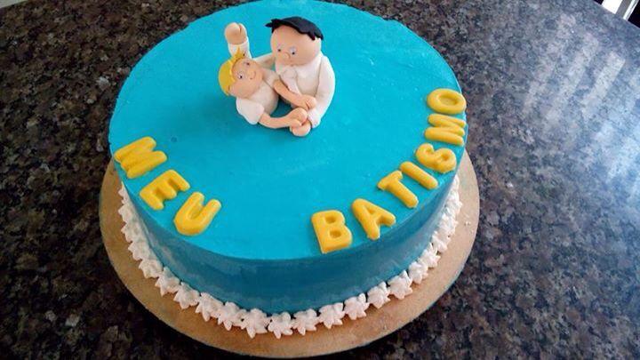 Batismo de menino!