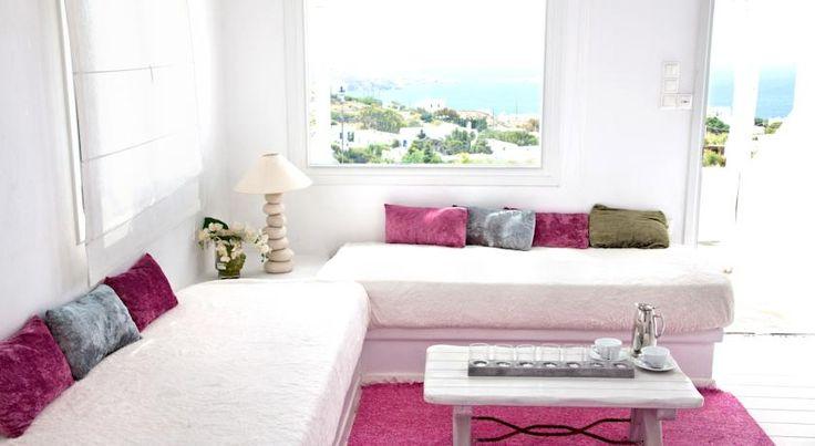 Booking.com: Отель Ostraco Suites - Миконос, Греция