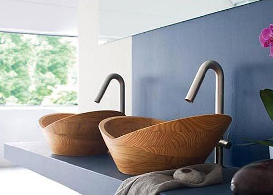 nice/different vessel sinks - would love to find the source of these beauties. anyone?