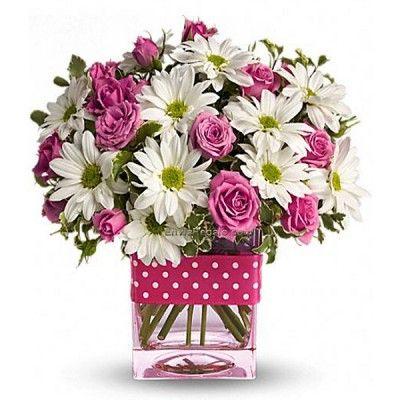 imagenes de ramos de flores hermosas para conquistar a una bella dama