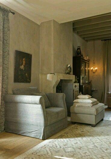 38 best pure original fresco kalkverf images on pinterest. Black Bedroom Furniture Sets. Home Design Ideas
