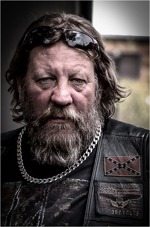 Clarens Free State. Harley Rider.