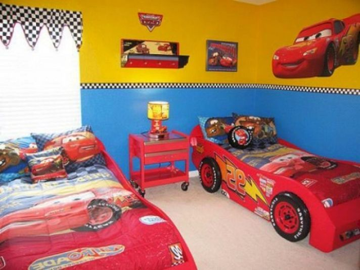 Cars Toddler Boy Bedroom Ideas Boy Toddler Bedroom Boys Car