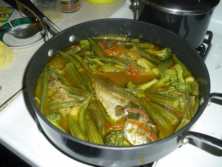 726 best caribbean cuisine images on pinterest caribbean for Jamaican steam fish recipe