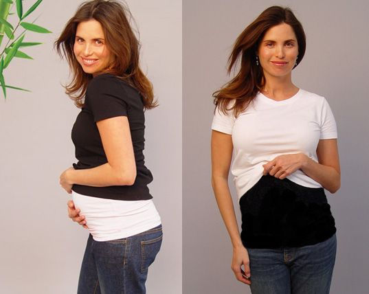 Postpartum Recovery – Use Belly Bandit Bamboo Belly Wrap for a Flat Stomach
