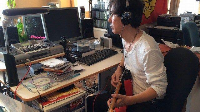 BossのMTR BR-1200がいまやギターのコピー用マシンなのだ!