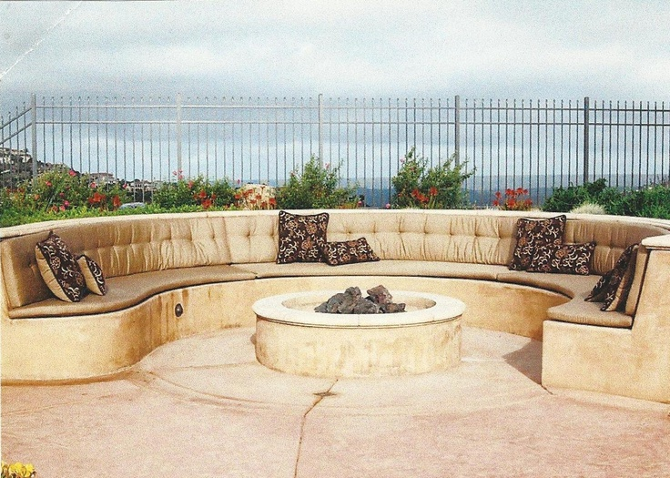 Home Custom Bench Cushion Outdoor Furniture Sets Custom Cushions