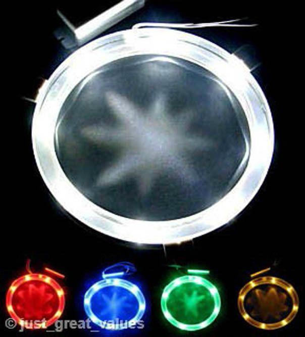 Cornhole LIGHTS -- NEW -- Beanbags Board Baggo Game in 5 LED Colors - YOU PICK!