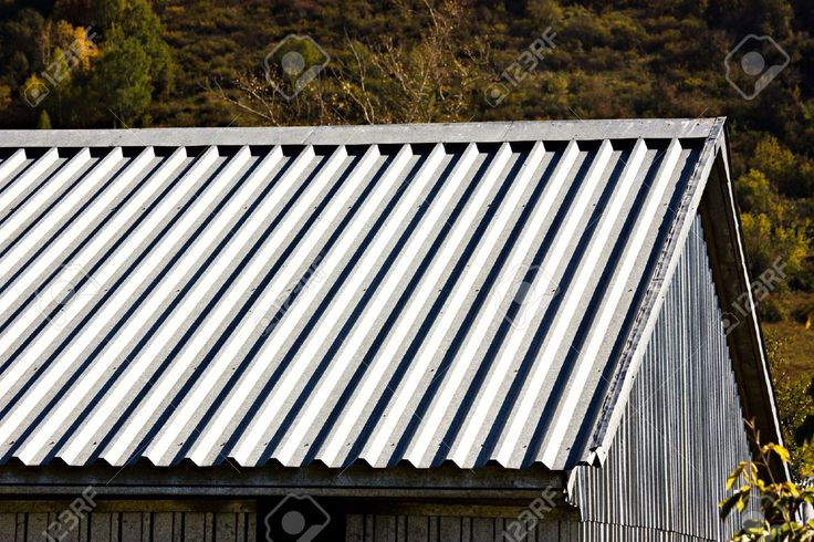 Decor Tips Grey Corrugated Metal Roofing And Corrugated
