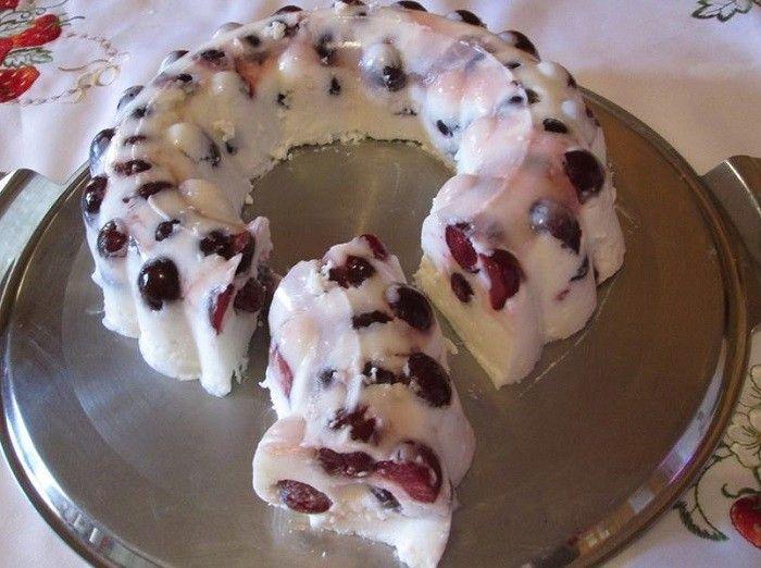 Hieg joghurt torta