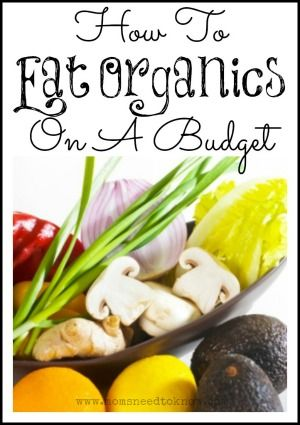 Choosing to improve your overall health by increasing the organic foods in your diet can be tough, mostly because of the increase costs in your budget (and I will admit, some foods take some getting used to when you switch to the organic version. It actually took me a while until I found organic cereals …