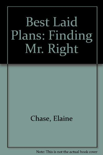 Best Laid Plans Finding Mr Right >>> Find out more about the great product at the image link.