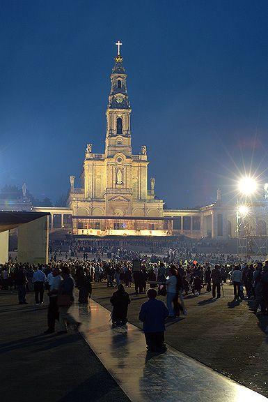 Santuário de Nossa Senhora de Fátima, Fátima