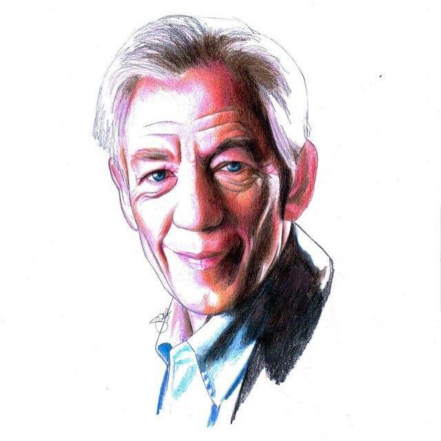 Ian McKellen for the Cherwell
