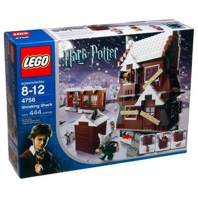 Harry Potter Lego - Shrieking Shack