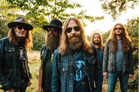 """Blackberry+Smoke+To+Perform+On+""""The+Late+Show+with+Stephen+Colbert"""""""