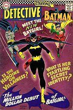 Batgirl (Barbara Gordon) -Wikipedia