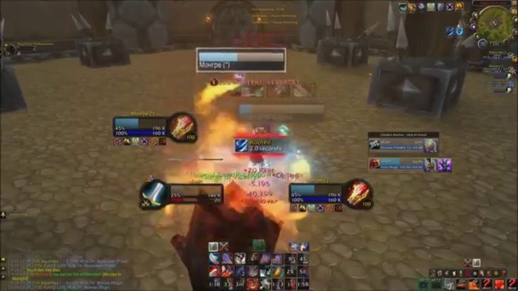 amazing  WoW Warlods' 6.2.3 More INSANE PROT Warrior Arena PvP ;D