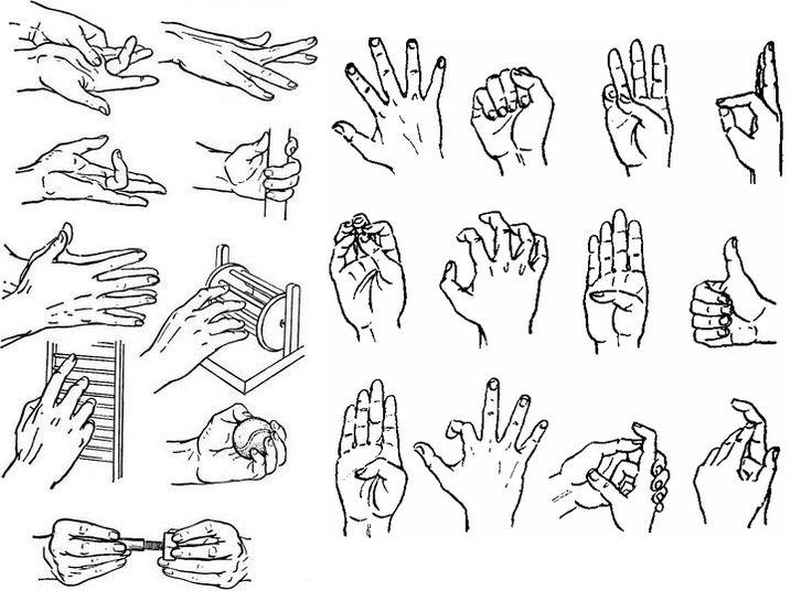 многослойной комплекс упражнений при ревматоидном артрите в картинках средней