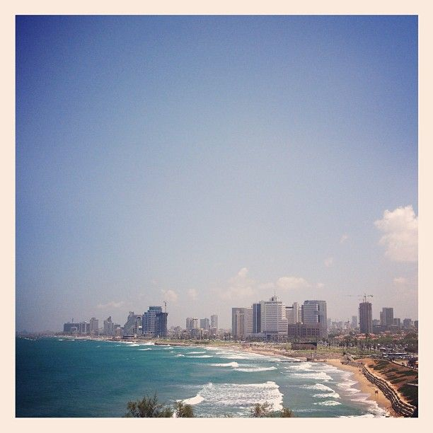 Tel Aviv / Тель Авив / תל אביב