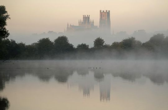 Ely Cathedral, Cambridge by Andrew Sharpe.