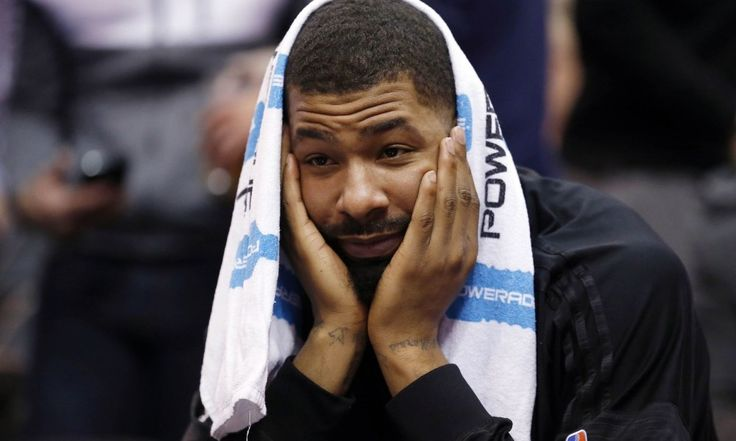 Frustration in Phoenix: Markieff Morris Throws Towel at Coach in Another Loss = PHOENIX, AZ — When Robert Horry threw a towel at coach Danny Ainge in January 1997, the Phoenix Suns waited all of about two plane flights to trade him to the Los Angeles Lakers.  The fallout from Markieff Morris's towel throw toward coach Jeff Hornacek during the Suns' 104-96 loss to the undermanned Denver Nuggets.....
