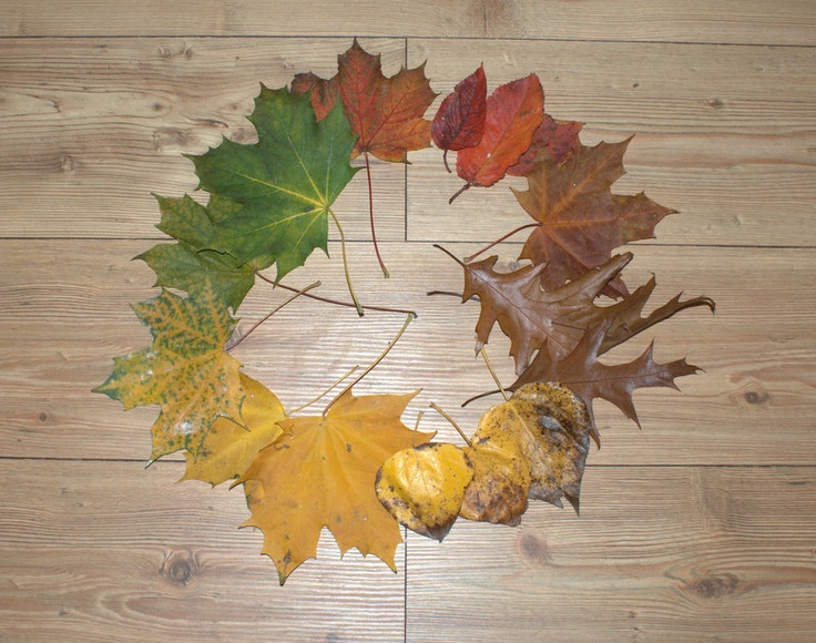 Autumn leaf decorations all year round pinterest for Autumn leaf decoration