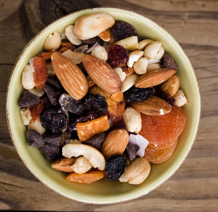4 Additions For the Perfect Trail Mix