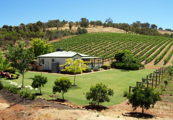 Only 30 minutes from Perth enjoy the stunning Bickley Valley Wine Trail.