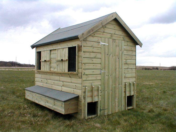 The appleby free range chicken house i found it so gonna for Free range chicken coop plans