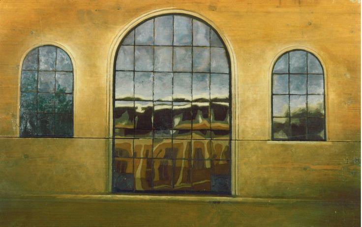 Fenêtres imaginaire