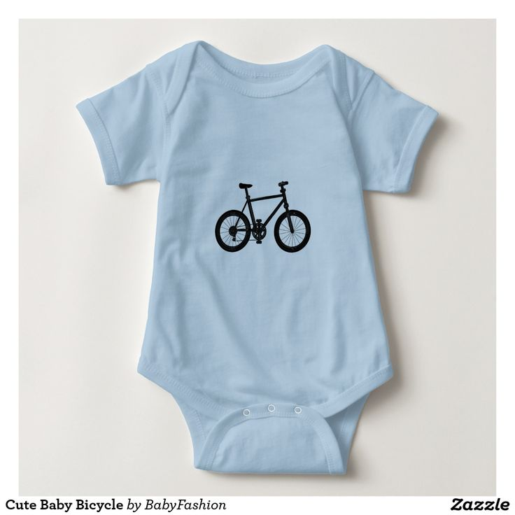 Cute Baby Bicycle