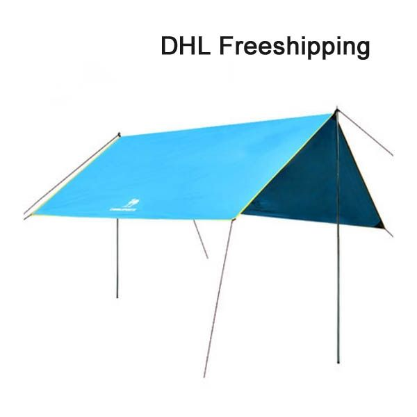 $59 Best Cheap Camping Tent Shade Canopy Combo Kit