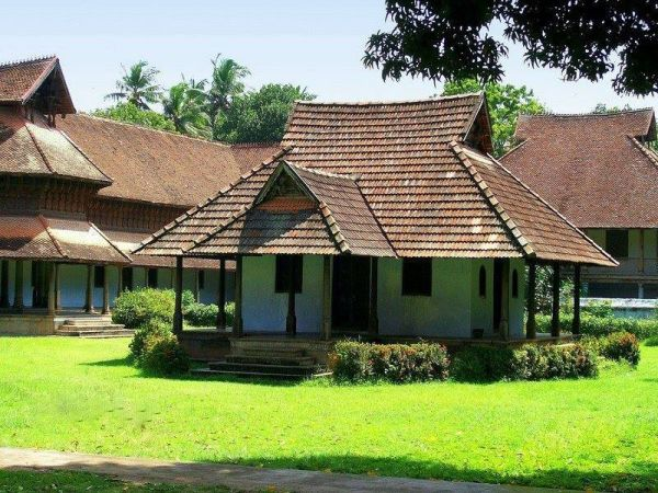 60 best kerala architecture images on pinterest kerala for The space scape architects thrissur kerala