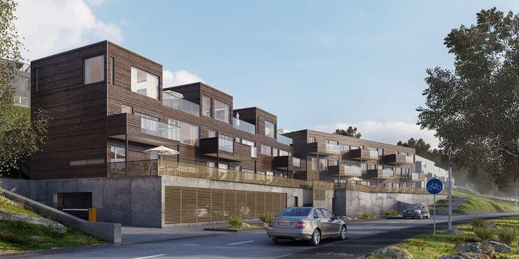Apartments in Tromso
