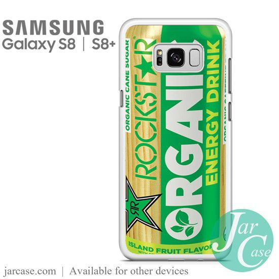 rockstar energy drink organik Phone Case for Samsung Galaxy S8 & S8 Plus