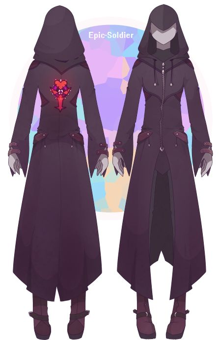 Custom outfit commission 33 by Epic-Soldier on DeviantArt