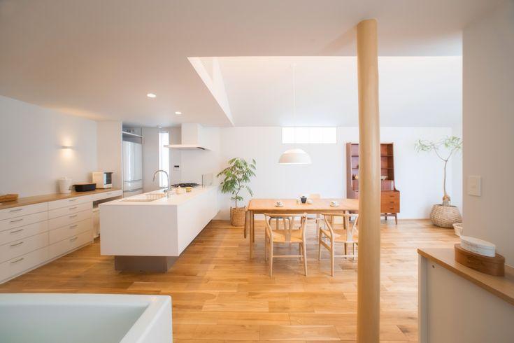 北欧家具とライブラリのある家 | 暮らしの設計室