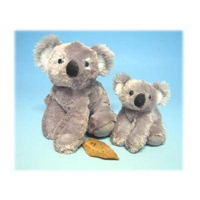 Koala silky plush toy