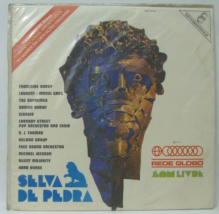 Lp Novela Selva De Pedra - Internacional - Som Livre - 1972 - R$ 20,00 no MercadoLivre