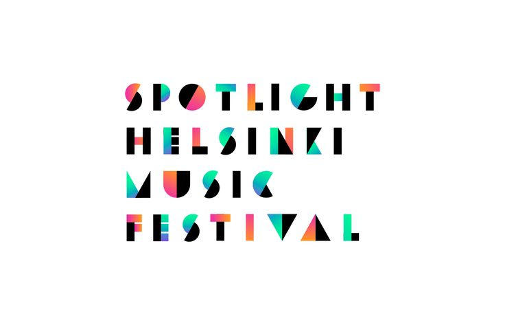 Spotlight is a summer beach festival which was held in Helsinki in summer 2017. Our task was to create a vivid modular design that works well with photos and looks good in the urban environment and in nature. The main theme of identity design is styliz…
