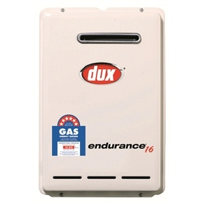 Hot Water Endurance Dux 16l Lpg Cont 50deg 16l50 $908