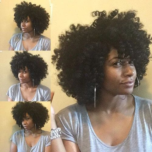 Crochet Hair Unit : CROCHET WIG Unit Synthetic Marley Hair KINKY Handmade Made To Order ...