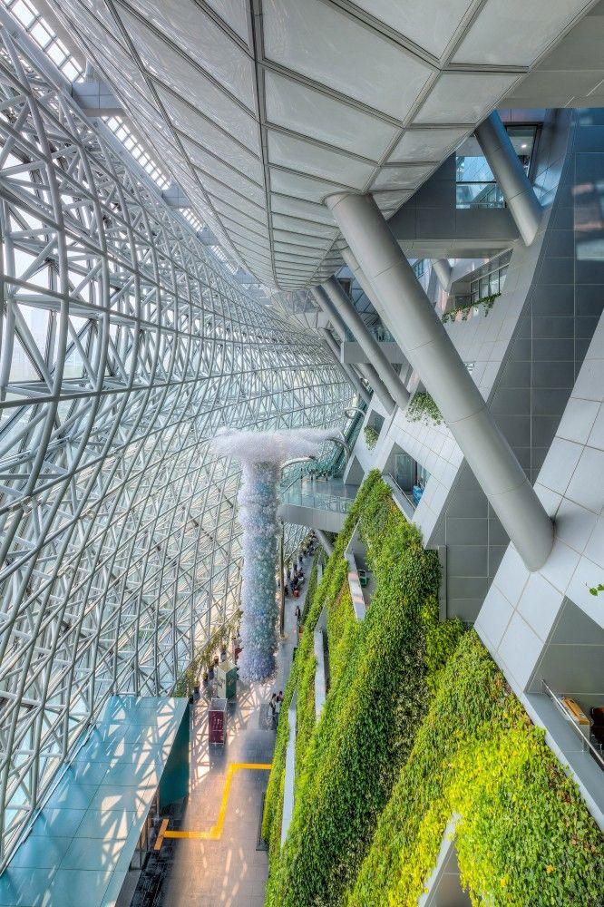 Seoul New City Hall / iArc Architects #architecture ☮k☮