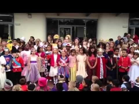 Brooklands Farm Primary School Jubilee Song