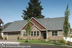 Charming Country Design - 6930AM   Country, Craftsman, Traditional, Photo Gallery, 1st Floor Master Suite, CAD Available, Den-Office-Library-Study, PDF, Split Bedrooms   Architectural Designs